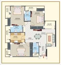 3 BHK Apartment in SNG Shree Ratna
