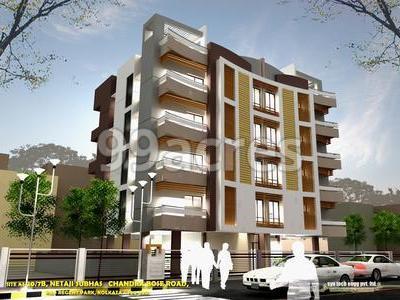 Snowfall Vintrade Snowfall Grahams Residency Tollygunge, Kolkata South