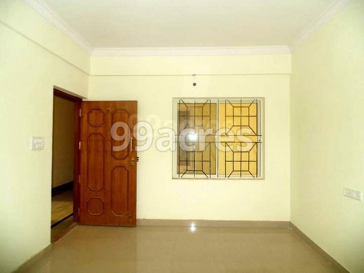 Sobha Classic Sample Flat Living Area
