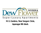 LOGO - Sobha Dew Flower