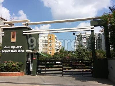 Sobha Developers Sobha Daffodil Sector 1 HSR Layout, Bangalore South