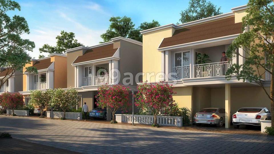 Sobha Gardenia Villas