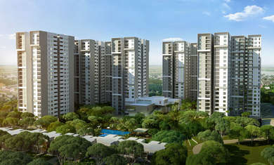 Sobha Developers Sobha Silicon Oasis Hosa Road, Bangalore South