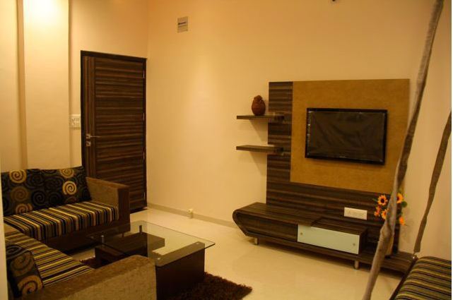 Vibrant Homes Sample Living Room View