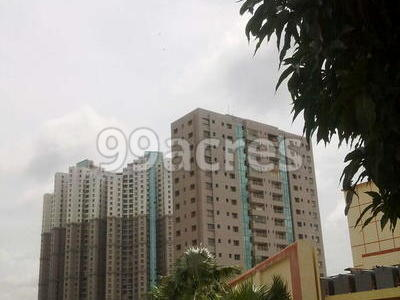 South City Projects South City Residency Prince Anwar Shah Rd., Kolkata South