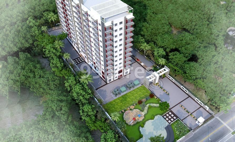 Sowparnika Unnathi Aerial View
