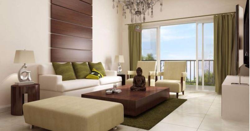 Sowparnika Sandal Tower Artistic Living Room