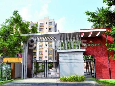 Space MK Khivraj Group Space Clubtown Courtyard Rajarhat, Kolkata East