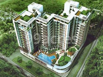 Space Olympia MK and Khivraj Group Aqua Beaumont E M Bypass, Kolkata South
