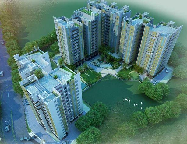 3 BHK Apartment / Flat for sale in Aurum B T Road Kolkata North