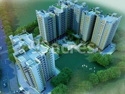 Blue Fox Projects Aurum B T Road, Kolkata North