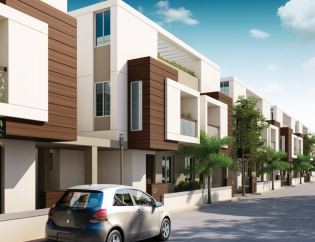 Space Matrix Homes Side View