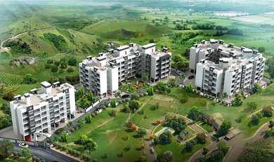 Qualcon Lifespace and Goyal Properties Hill View Homes Panvel, Mumbai Navi