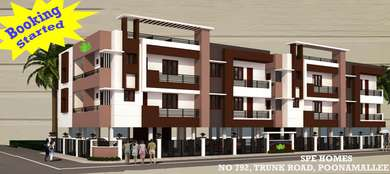 SPE Homes Builders SPE Ansika Apartments Nemilichery, Chennai South