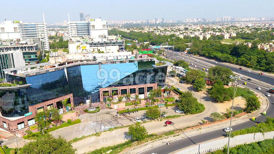Splendor Forum Aerial View