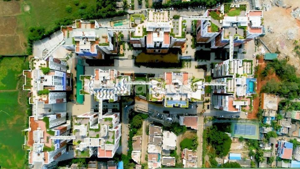 SPR Osian Chlorophyll Aerial View