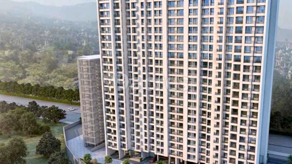 Mahavir Square Aerial View