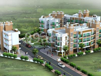 Dharti Developers Mumbai Dharti Green Acres Panvel, Mumbai Navi