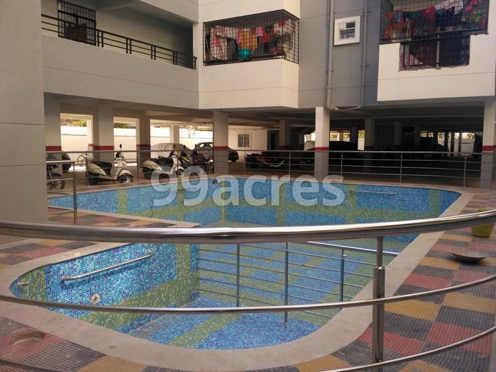 SR Spring Leaf Swimming Pool