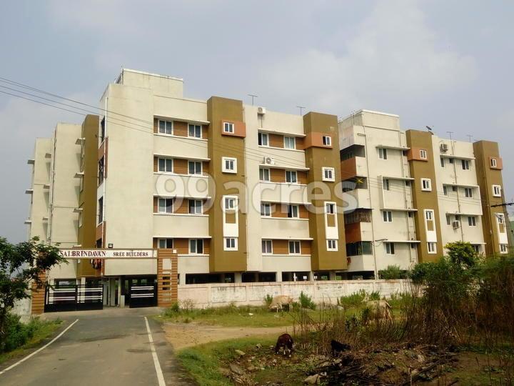 Sree Sai Brindavan Elevation