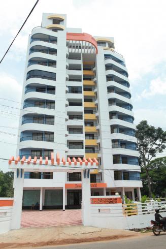 Sree Gokulam Spring Tower Image
