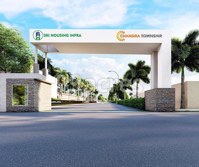 Sri Housing Chandra Township Entrance