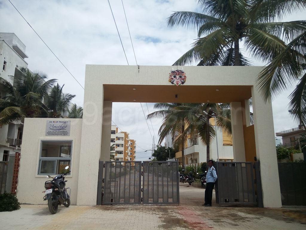 Sri Amethyst in KR Puram, Bangalore East