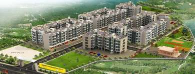 SS Land Developers and SRK Real Heights Namo Shivaasthu City Palghar, Mira Road And Beyond