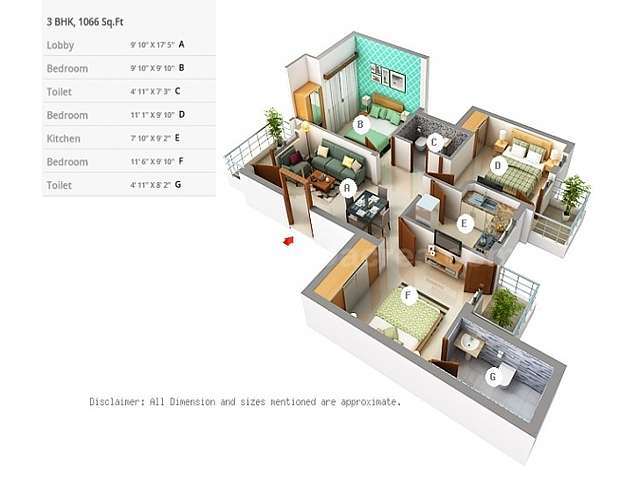 SRS Group Builders SRS Pearl Floors Sector 87 Faridabad