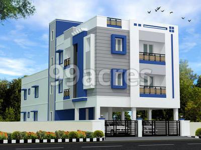 SS Real Homes SS Venkateswara Apartment Pozhichallur, Chennai South