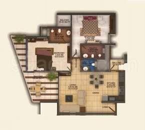 2 BHK Apartment in Standard Nakshatra