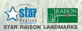 Star Raison Landmarks