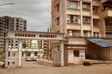 Usha Constructions and Stalwart Impex Ushakiran Residency Badlapur (East), Mumbai Beyond Thane