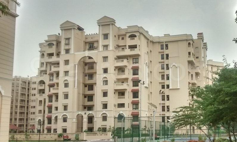 Stellar Icon Apartments Elevation