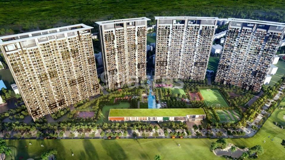 Prateek Canary Aerial View