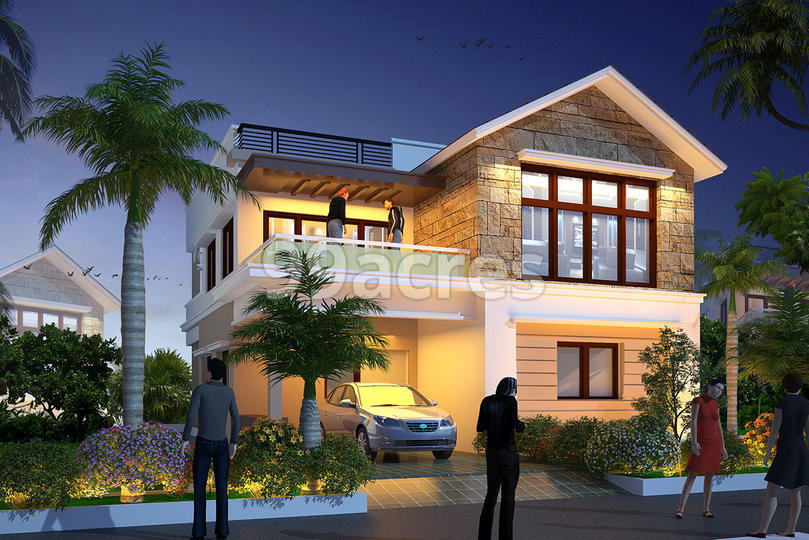 Subishis Bliss Luxury Homes Mokila Hyderabad - 99acres com