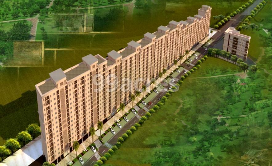 Amrit Homes Aerial View