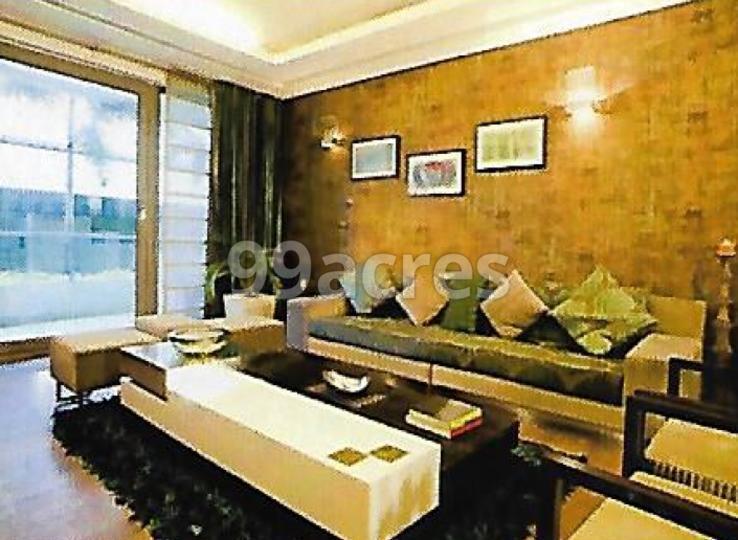 Blue Onyx Residency Living Room