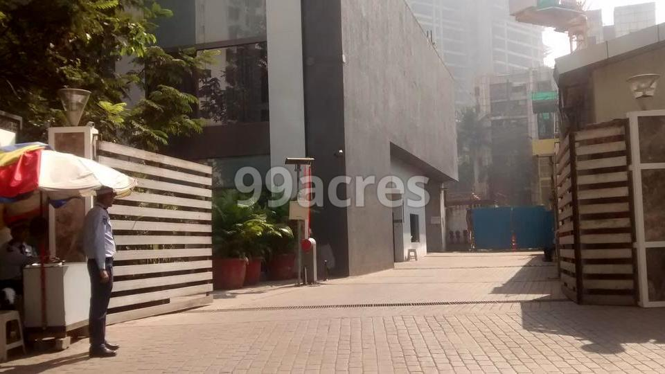 Sumer Trinity Towers Entrance View