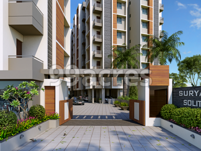 Sun Buildcon Suryansh Solitaire Shilaj, SG Highway & Surroundings