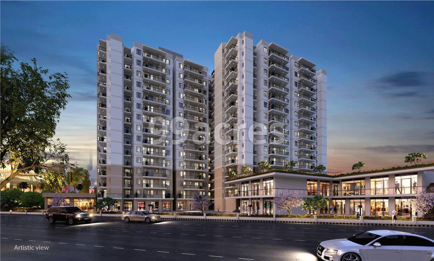 Suncity Avenue 76 Elevation