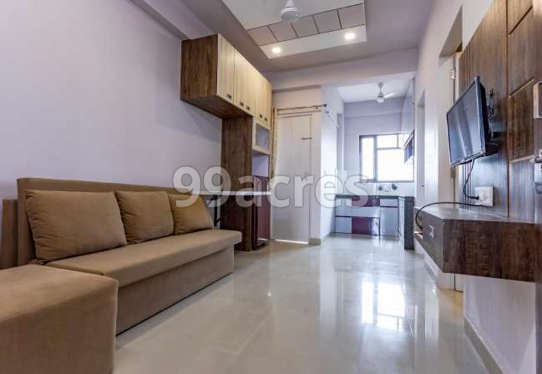Sunderam Apartments Living Room