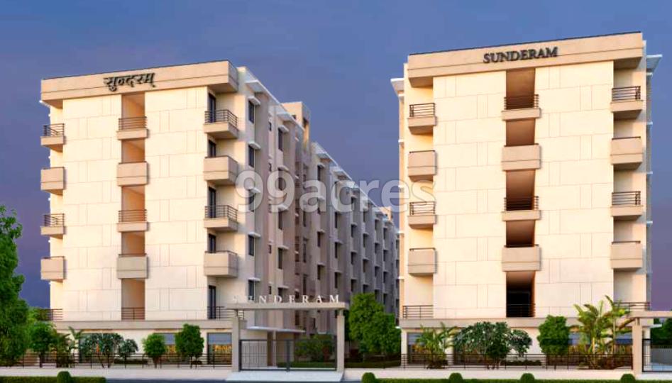 Sunderam Apartments Entrance