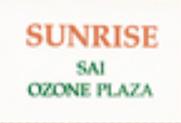 LOGO - Sunrise Sai Ozone Plaza