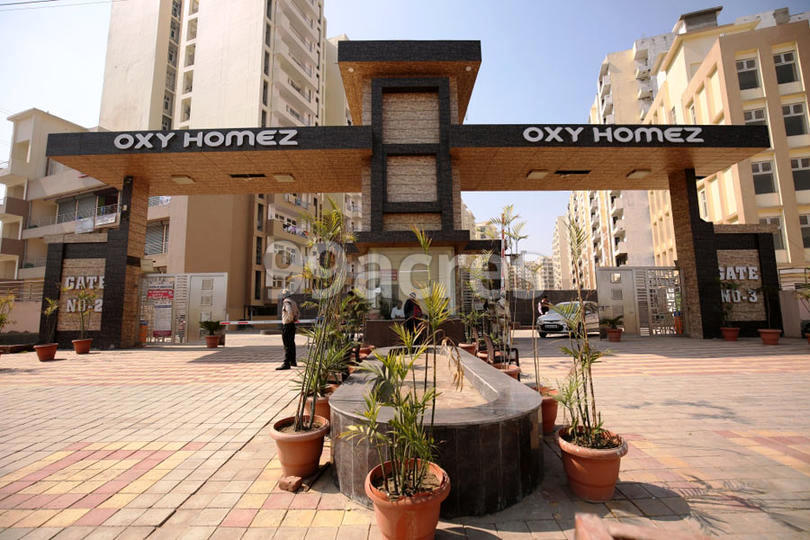 Super Realtech Oxy Homez Entrance