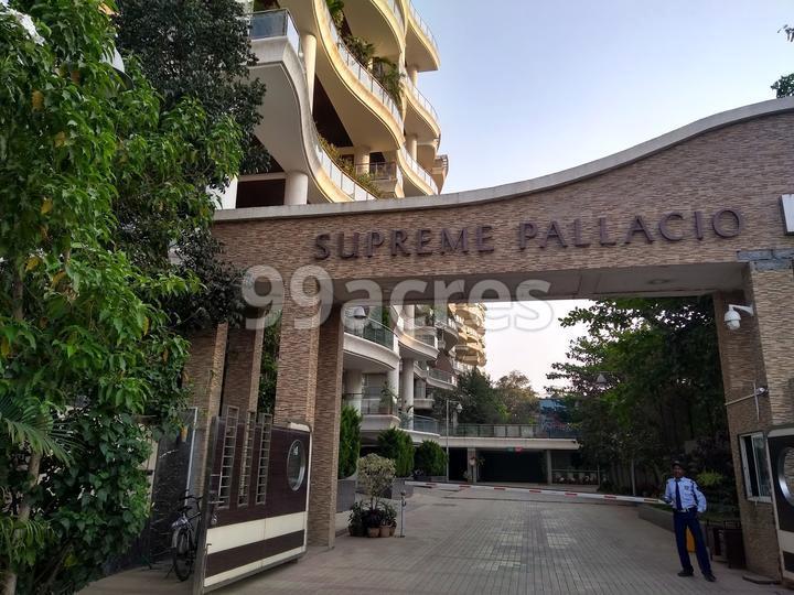 Supreme Pallacio Entrance