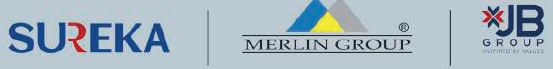 Sureka Group and Merlin Group and JB Group