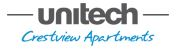 LOGO - Unitech Crestview Apartments
