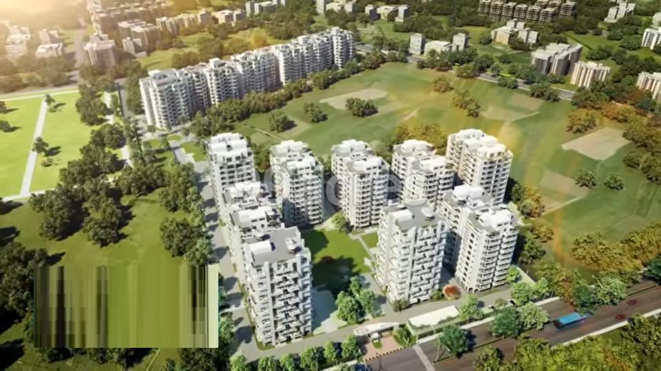 Sushma Crescent Aerial View