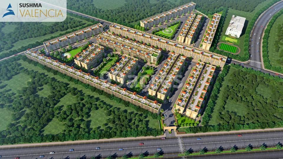 Sushma Valencia Aerial View